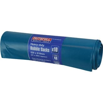 Dust Sheets & Waste Sacks