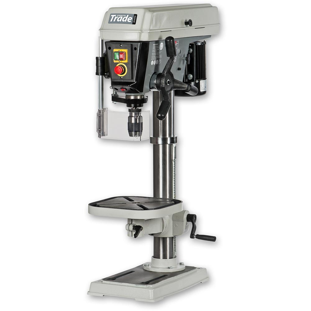 Exceptional Bench Pillar Drill Part - 1: Axminster Trade Series ATDP16B Bench Pillar Drill - Pillar Drills - Drills  U0026 Morticers - Machinery | Axminster Tools U0026 Machinery