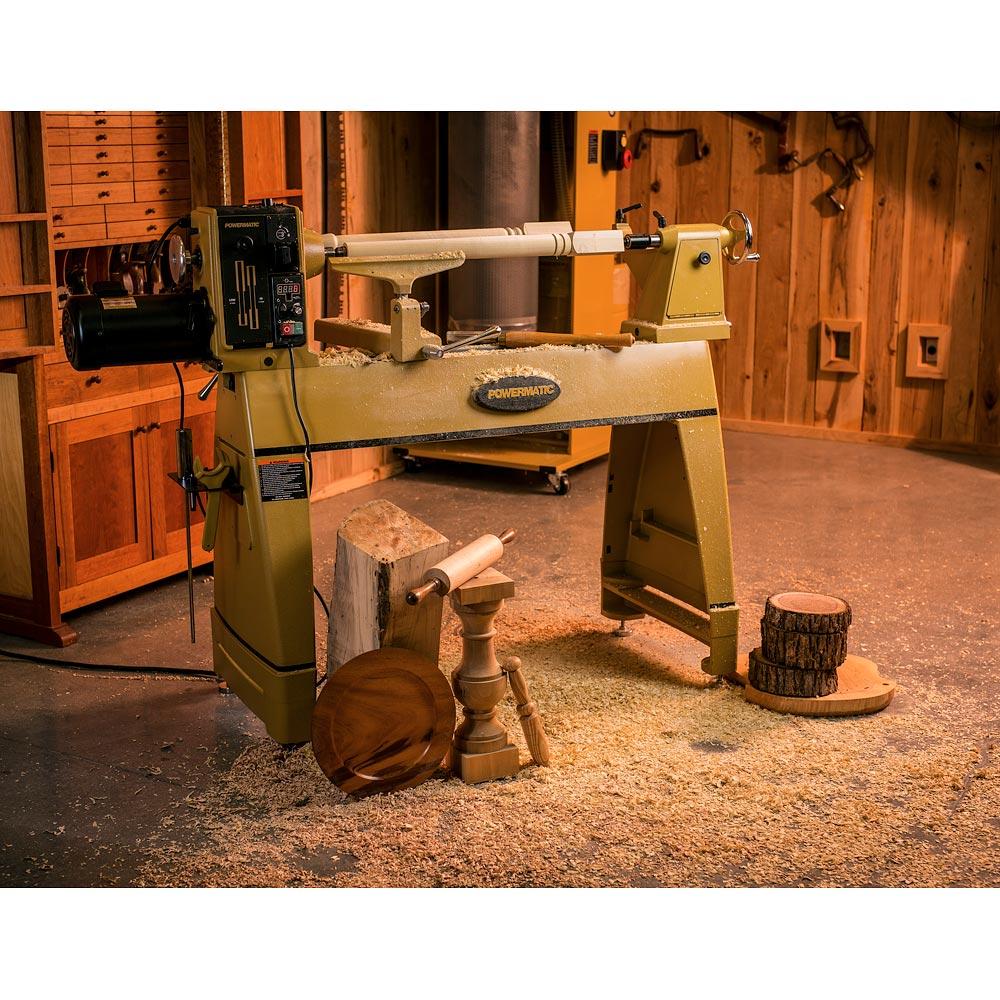 Powermatic 3520C Woodturning Lathe - 230V