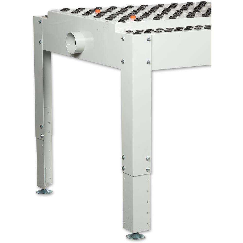 Axminster Trade AT136DT Downdraft Table