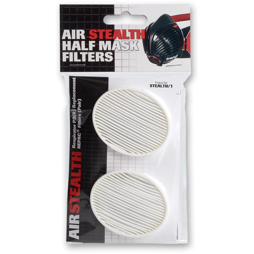 Trend Air Stealth Pro Replacement Filters P3 (Pkt 5)