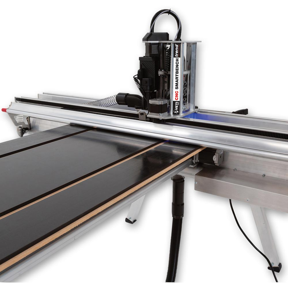 Trend CNC SmartBench with Pro Software