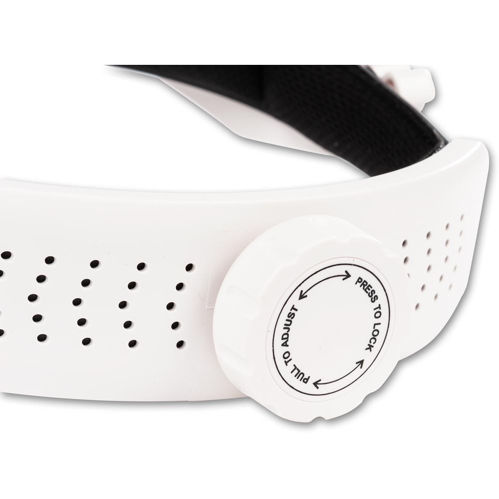 Lightcraft Professional LED Headband Magnifier