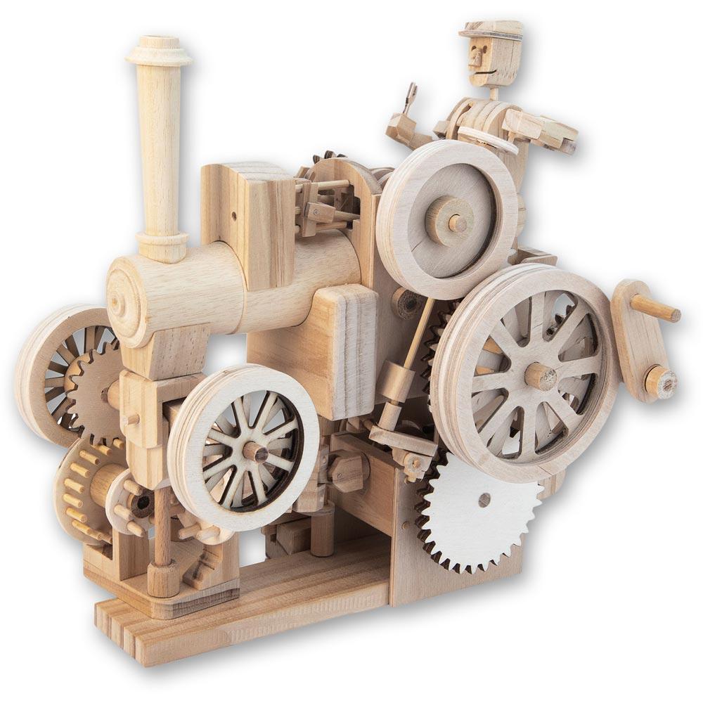 Timberkits Advanced Kit - Traction Engine