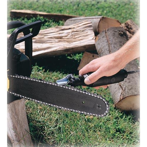 Dremel Chainsaw Sharpening Attachment