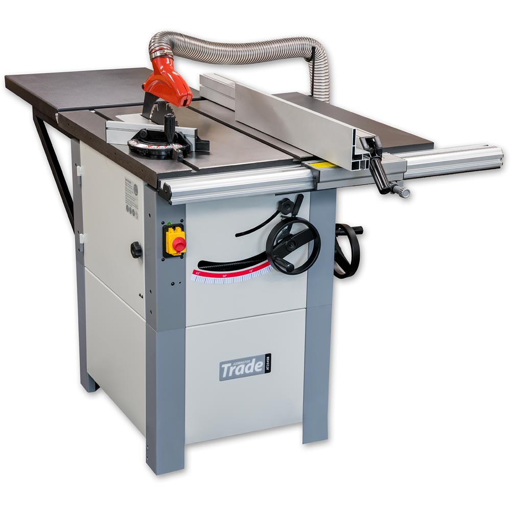 Axminster Trade Series AW10BSB2 Saw Bench Table Saws & Saw