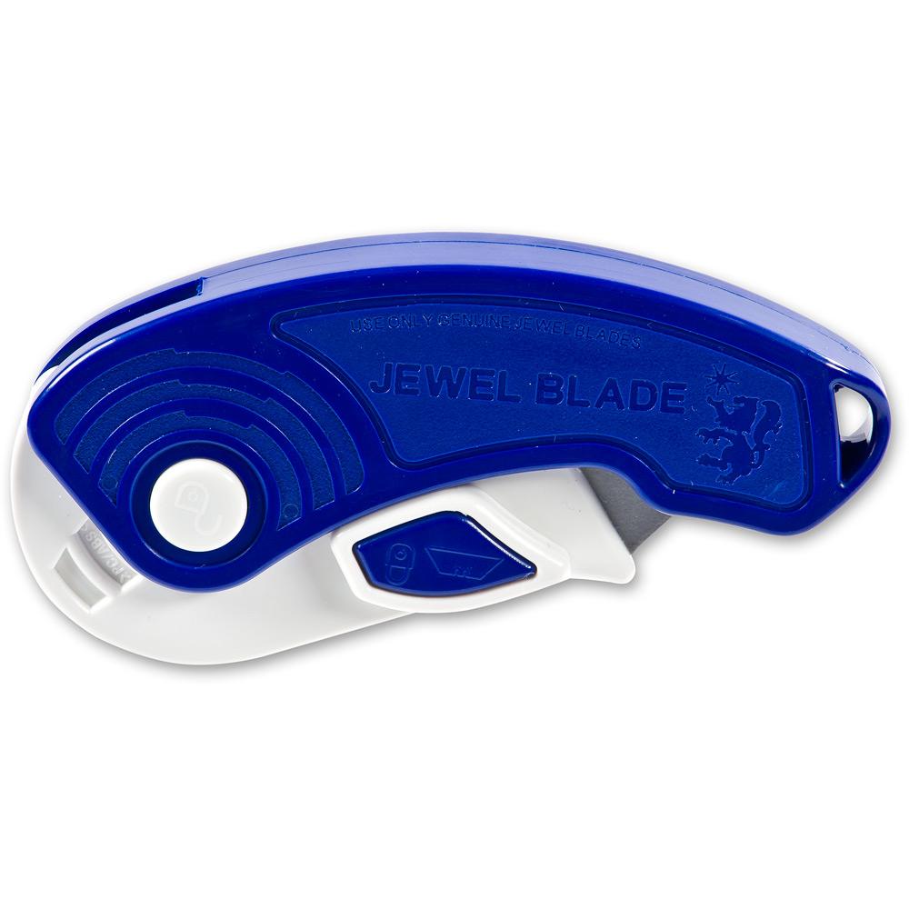 Jewel Blade Pro-Fold Utility Knife