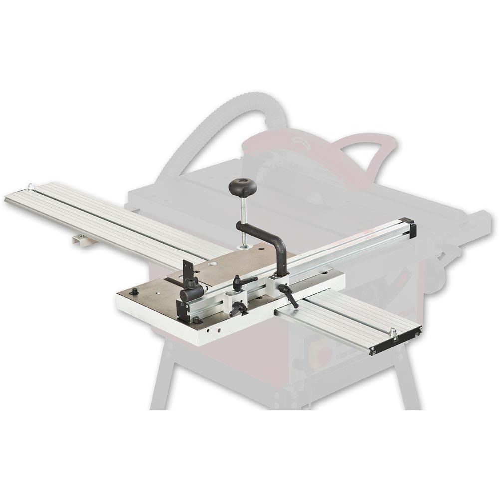 axminster hobby series ts250m sliding table kit