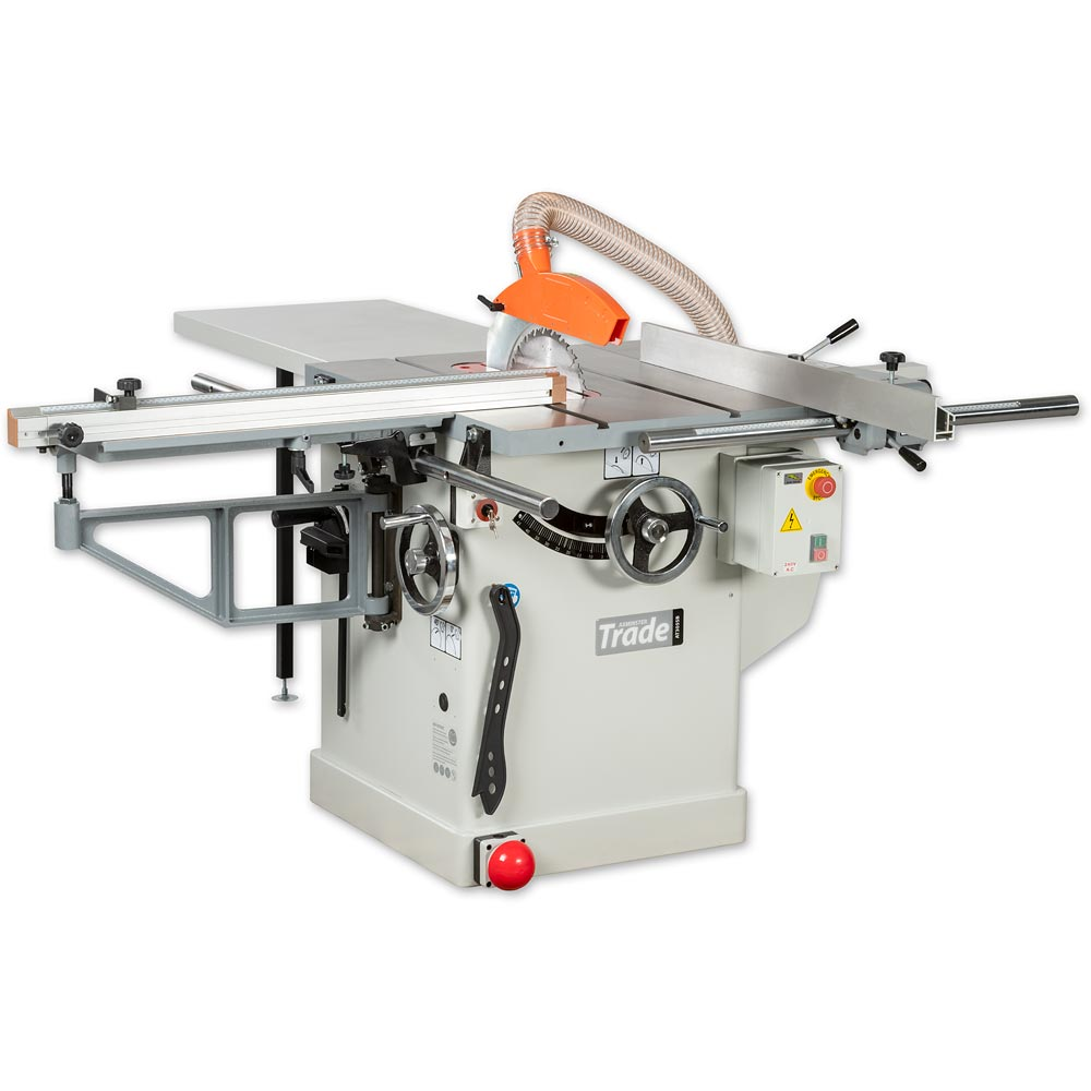 Axminster Industrial Series TSCE 12R 305mm Saw Bench Table Saws
