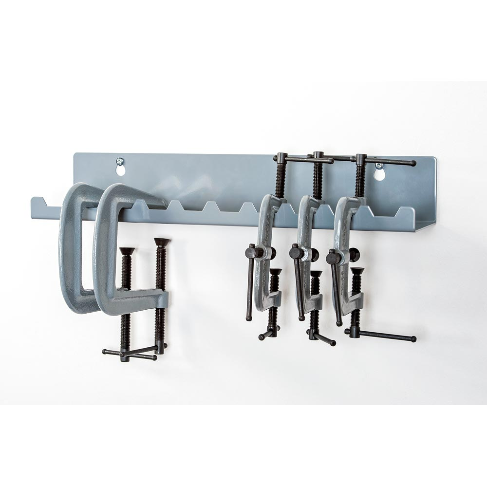 Axminster Trade Clamps Bar & G-Clamp Racks Package