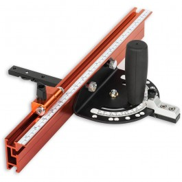 Precision Mitre Gauge with Extendable Fence