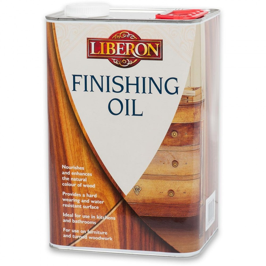 Liberon Finishing Oil - 5 litre