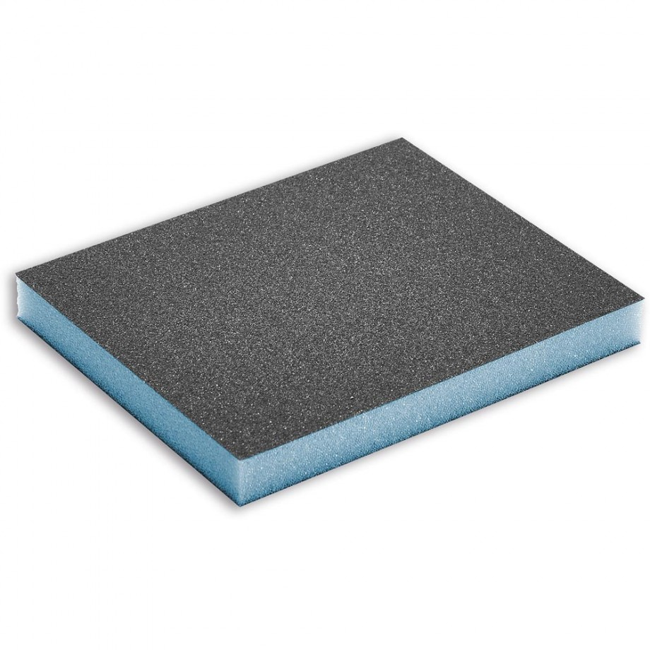 Festool Abrasive Sponge 98 x 120 x 13 120 Grit (Pkt 6)