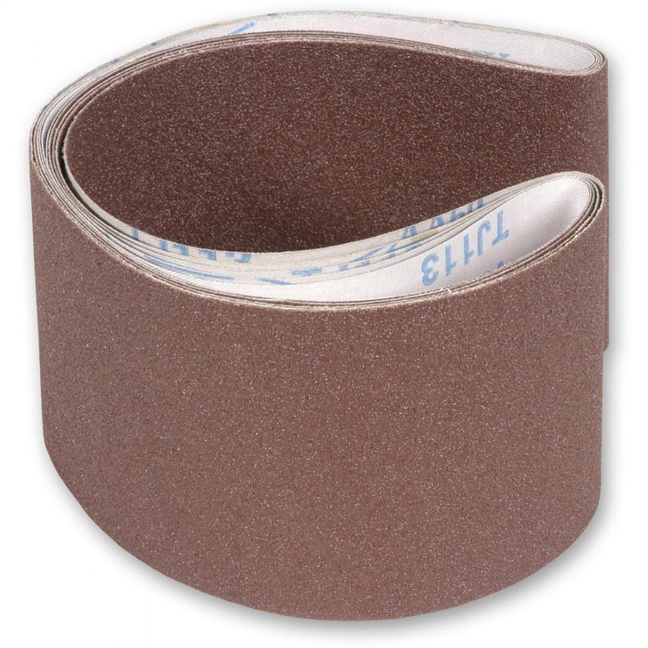 Mixed Pack of Sanding Belts 100 x 915mm