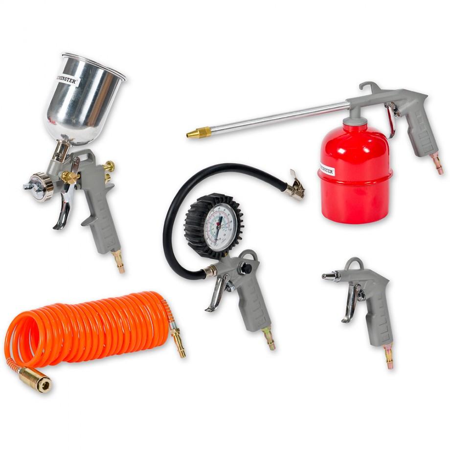 Air Tool Starter Kit