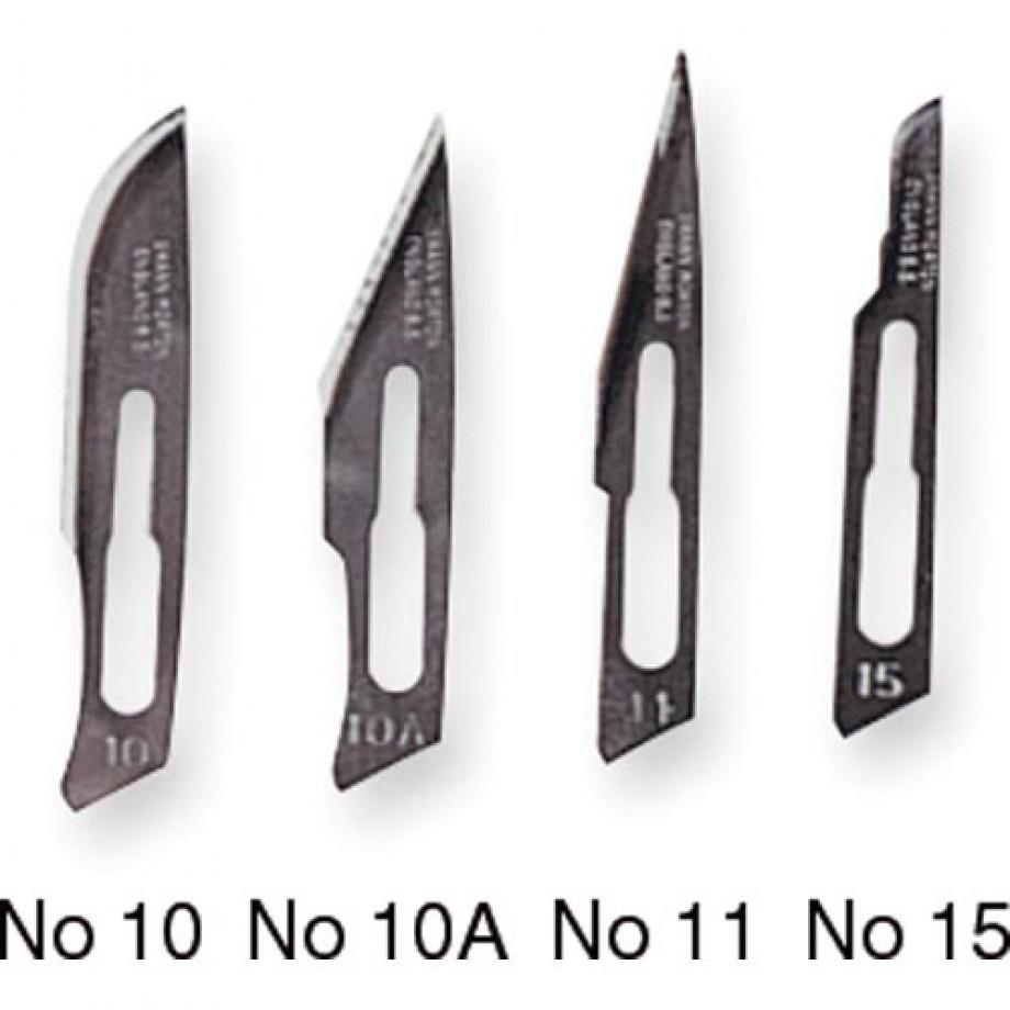 Swann Morton Scalpel Blades - No.10A (Pkt 5)