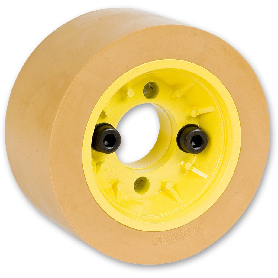 Co-Matic 120mm Roller for Power Feeds