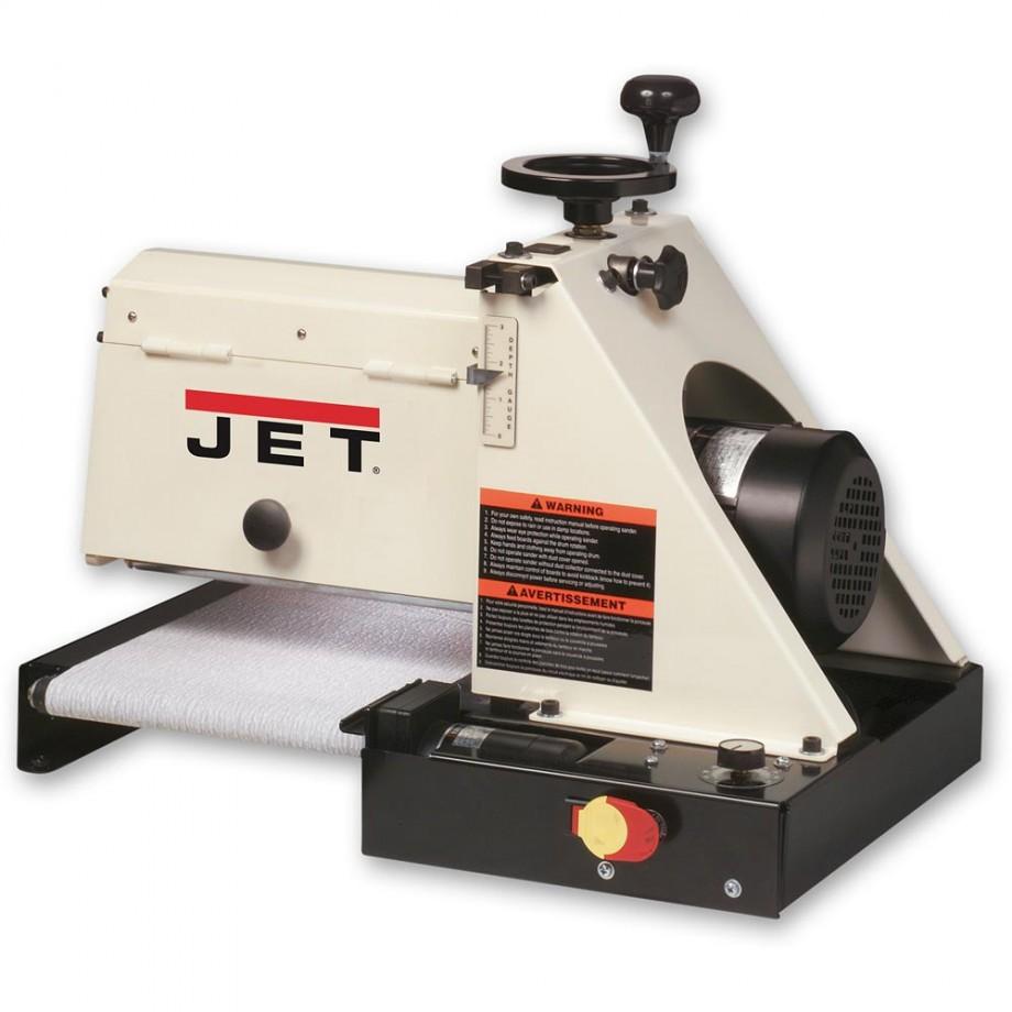 Jet 10 20 Plus Drum Sander Drum Sanders Sanders