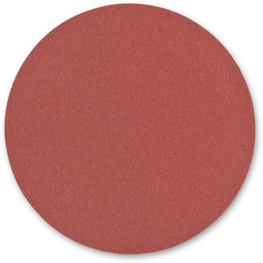 Hermes Abrasive Disc Self Adhesive - 150mm 60 Grit (Pkt 10)