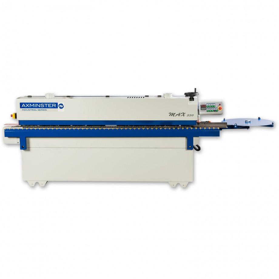 Axminster Industrial Series MAX 350 Edgebander