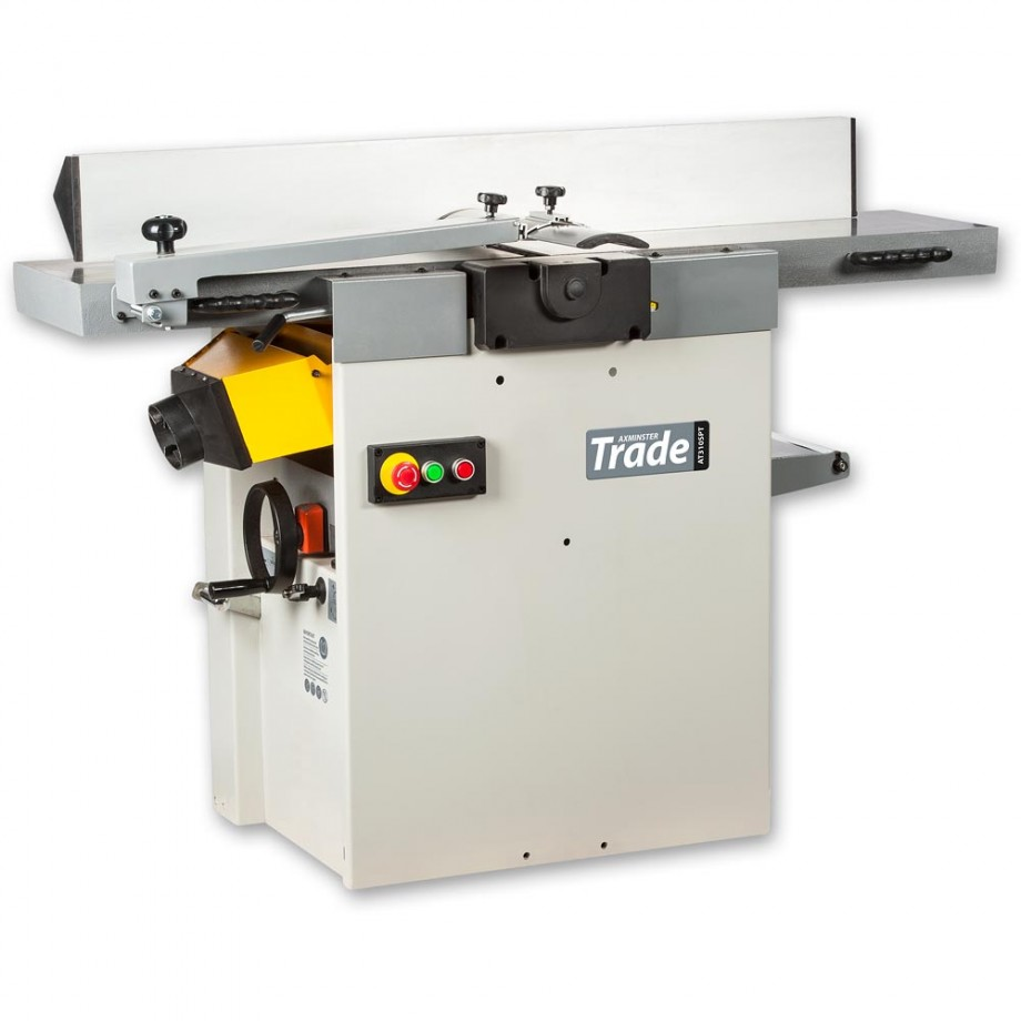 Axminster Trade Series AT129PT Planer Thicknesser Spiral Cutters 230V