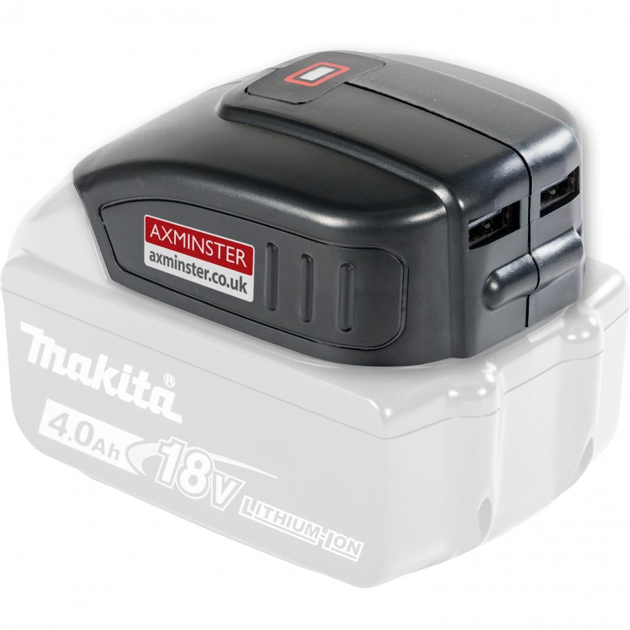 USB Charger Adaptor For Makita Battery Pack