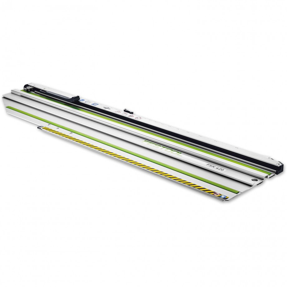 Festool FSK420 Cross Cut Guide Rail for HKC55/HK85 Saw