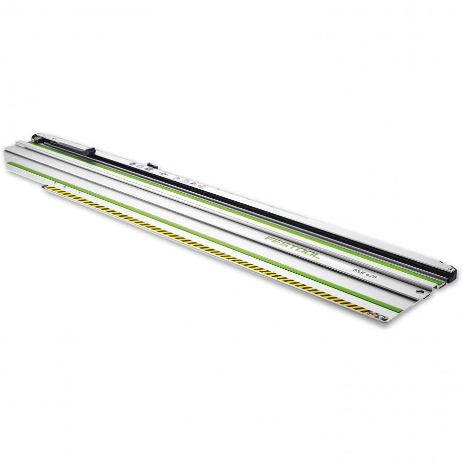 Festool FSK670 Cross Cut Guide Rail for HKC55/HK85 Saw