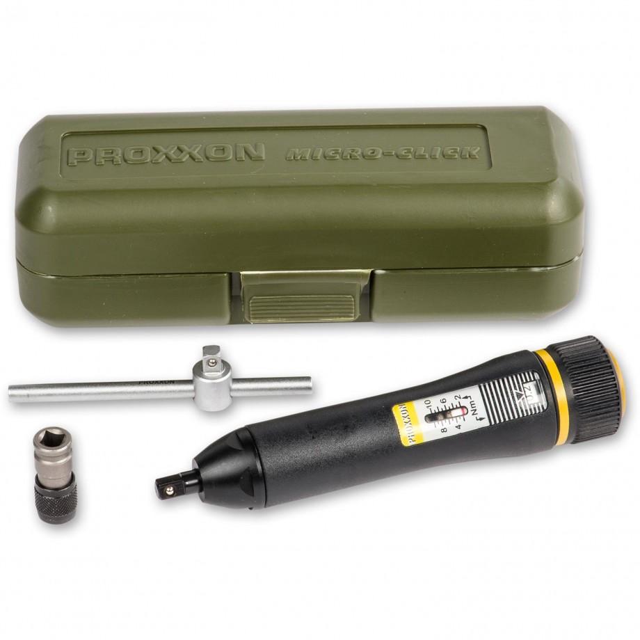 Proxxon MC10 Microclick Torque Screwdriver