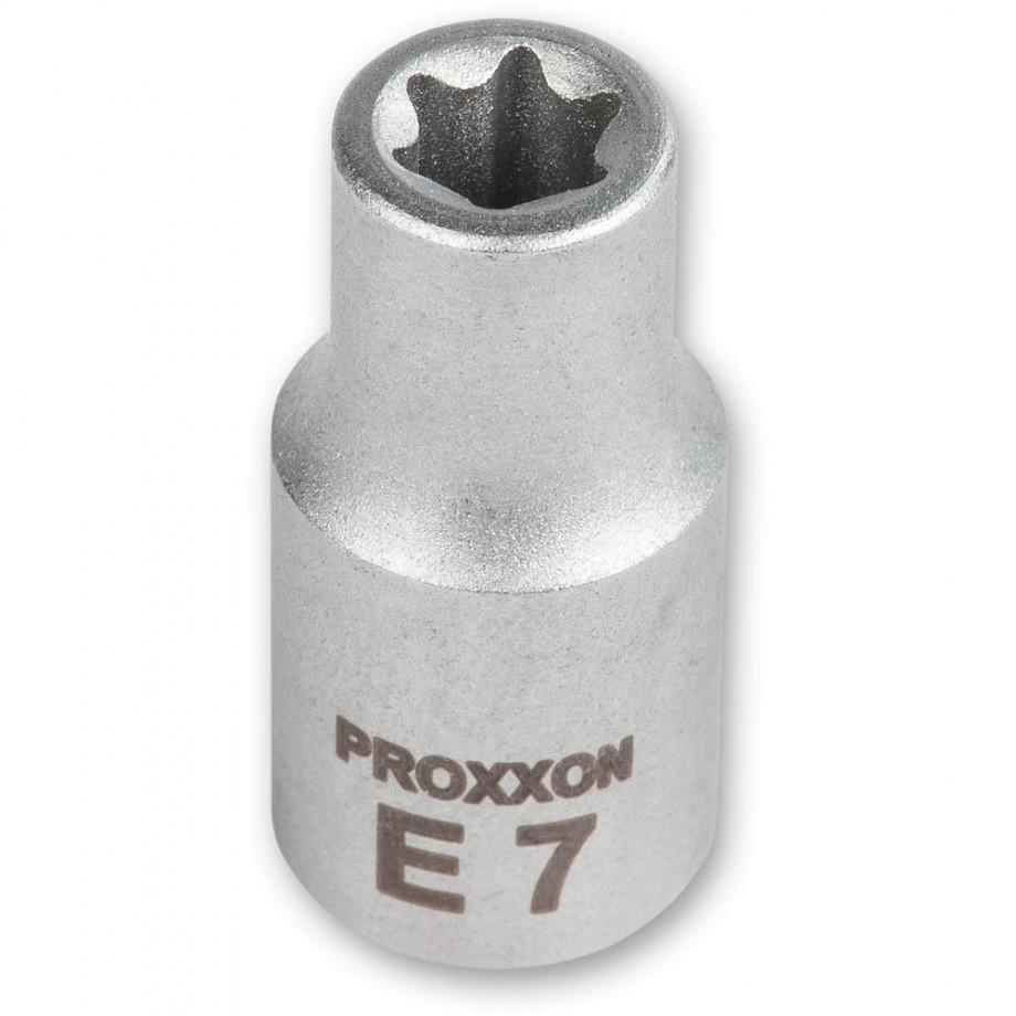 """Proxxon 1/4"""" External Torx Socket E7"""