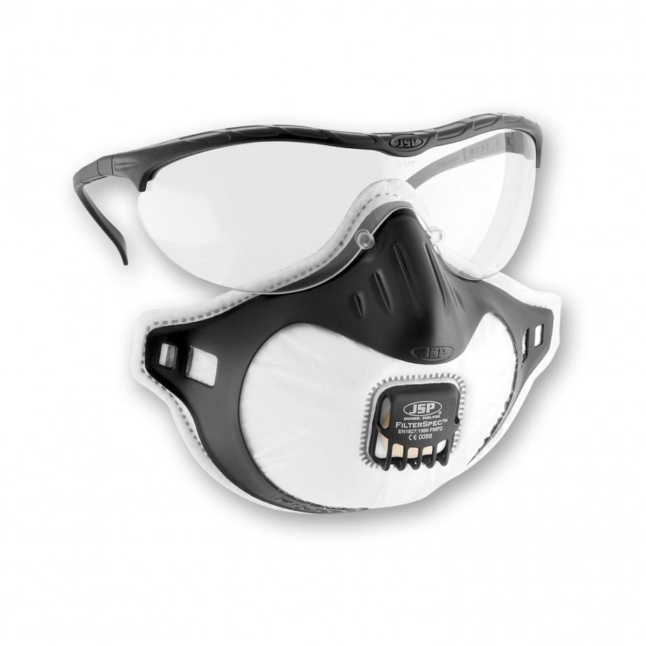 JSP FilterSpec Mask & Spectacle Combo FMP2V
