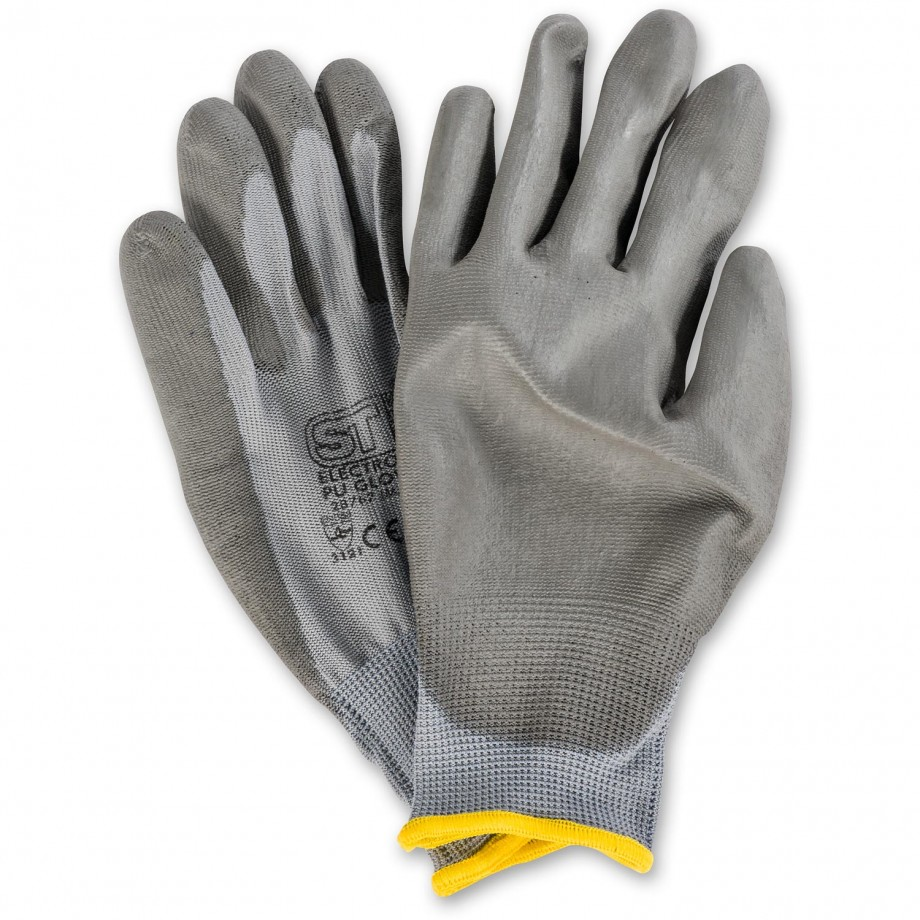 Electron PU Coated Gloves