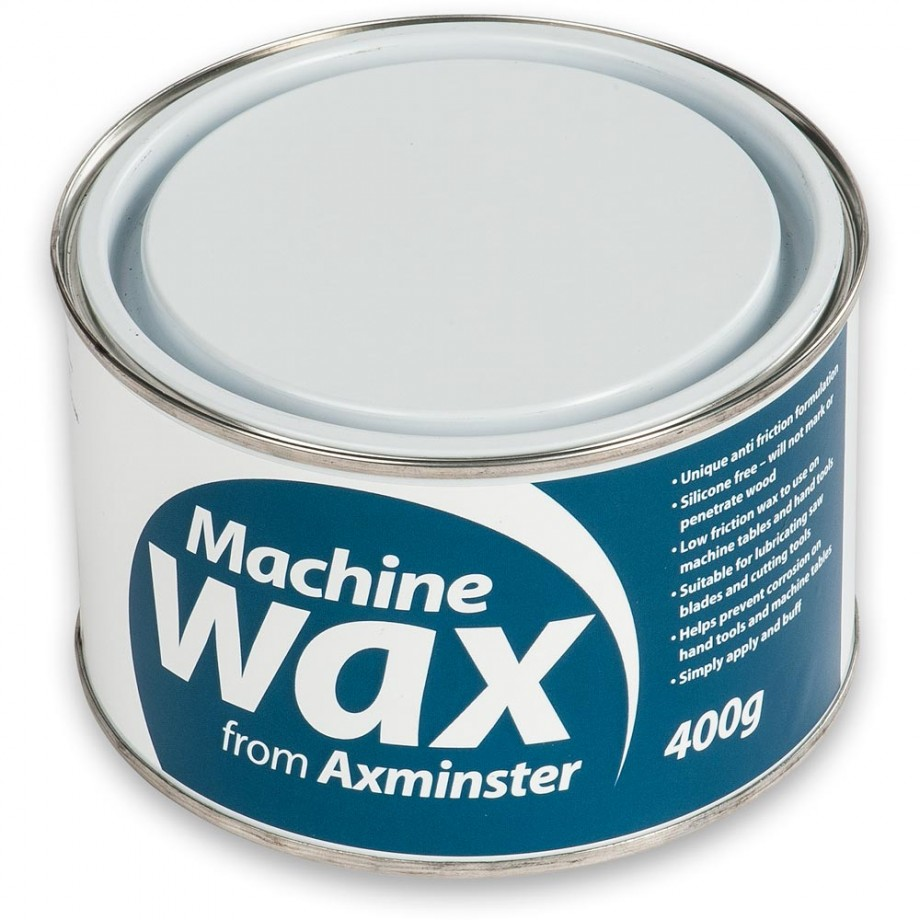 Axminster Machine Wax 400g