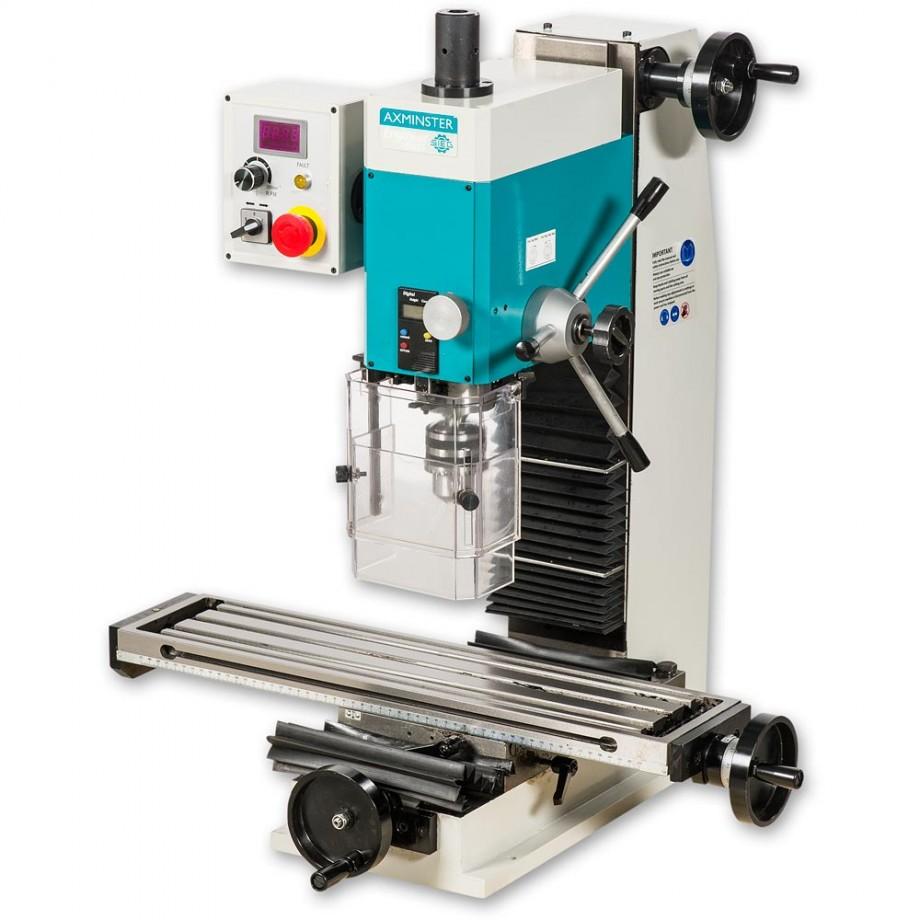 Axminster Engineer Series X2.7 Mill Drill 230V