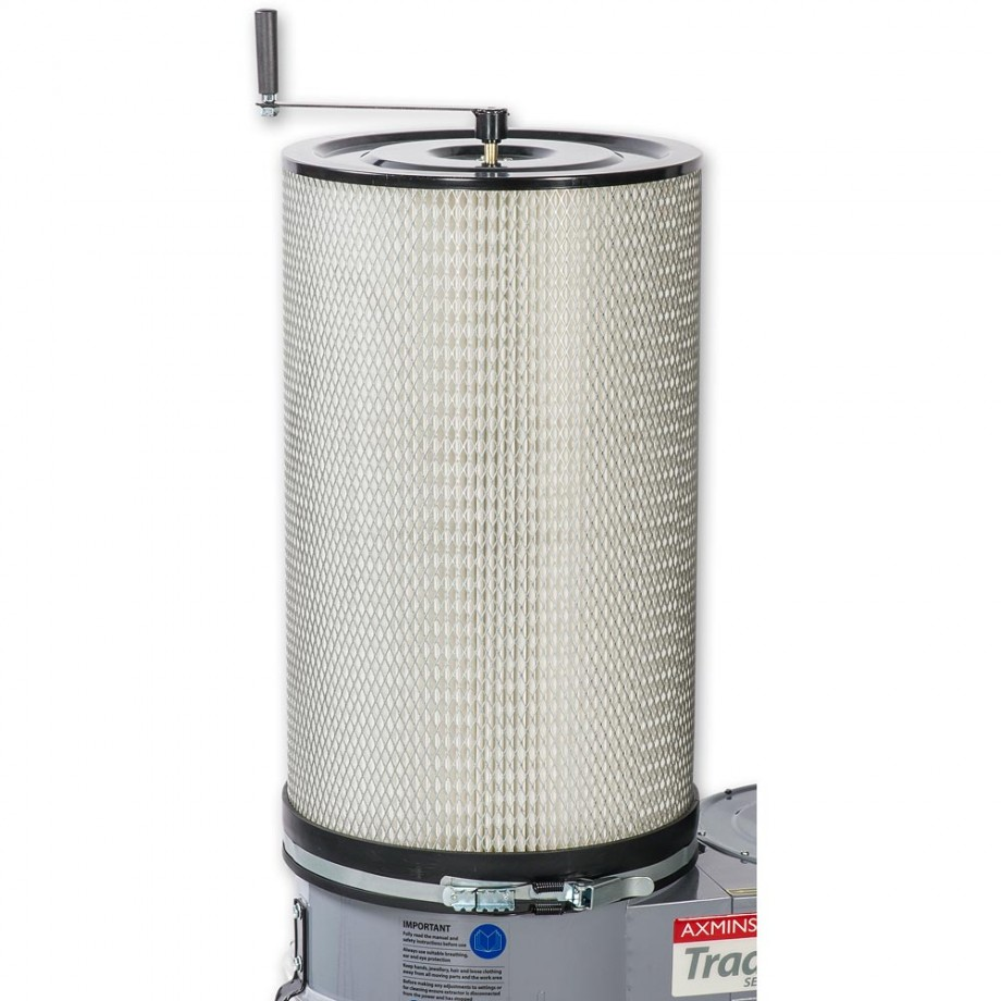 Axminster Trade Cannister Filter for CT-90H Extractor