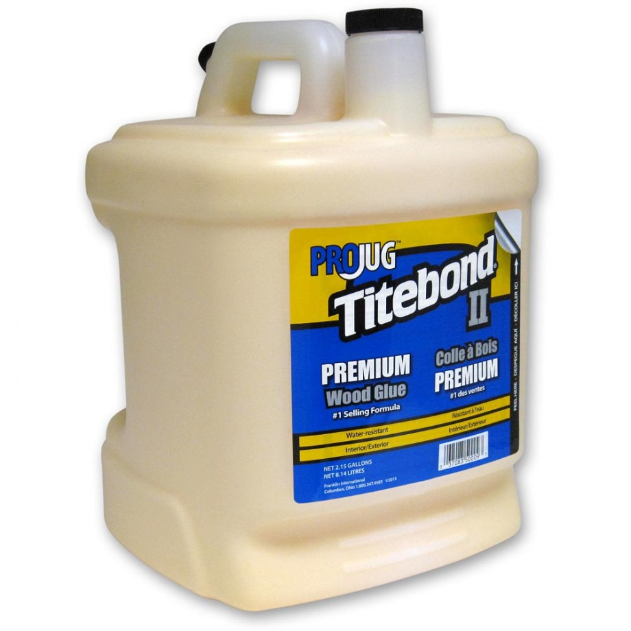 Titebond ll Premium Wood Glue - 8 litres (2.1 US Gall)