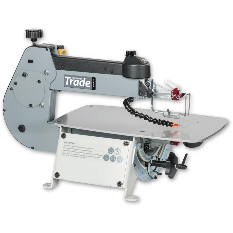 Axminster Trade Series EX-16 Scroll Saw