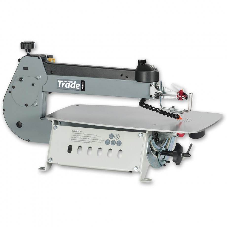 Axminster Trade Series EX-21 Scroll Saw