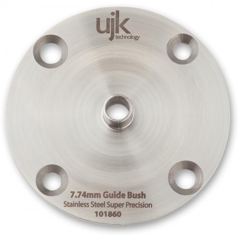 UJK Technology Stainless Steel Guide Bush 7.74mm