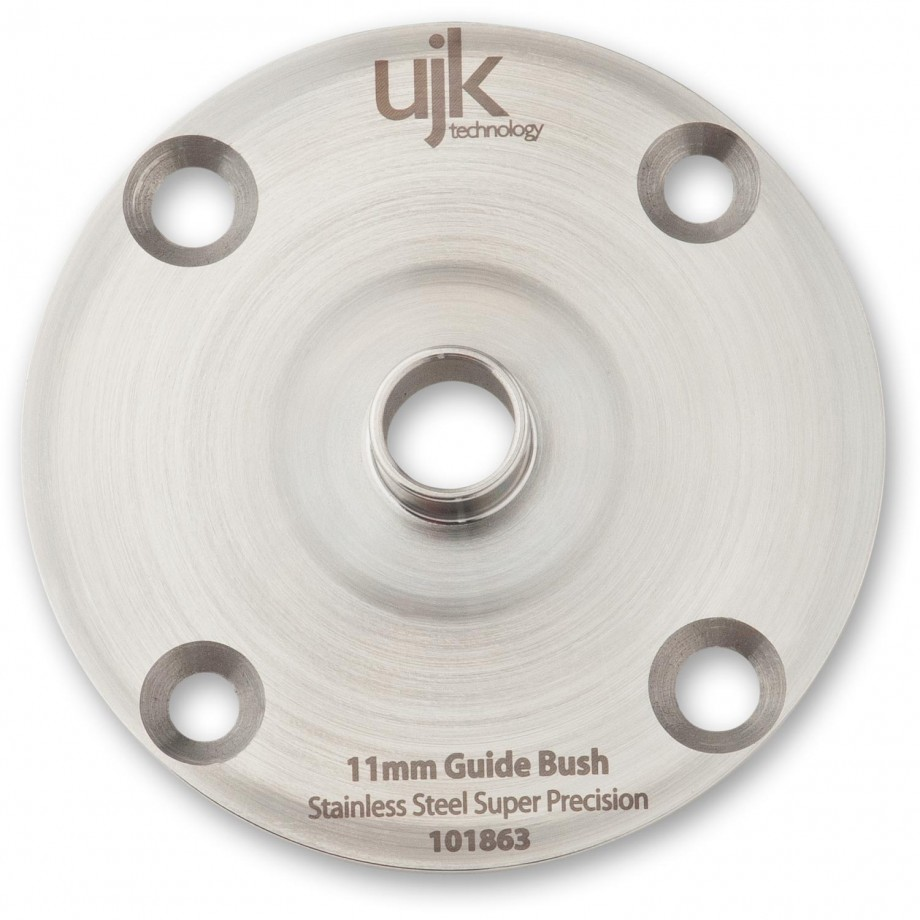 UJK Technology Stainless Steel Guide Bush 11mm