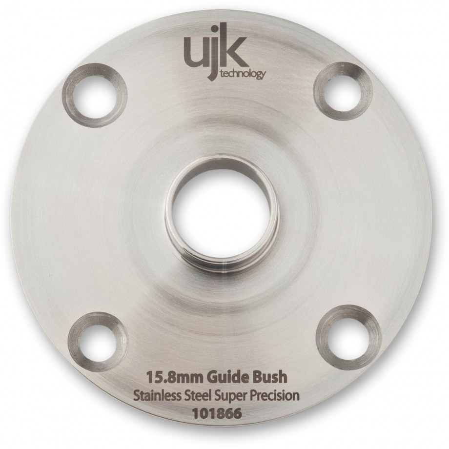 UJK Technology Stainless Steel Guide Bush 15.8mm