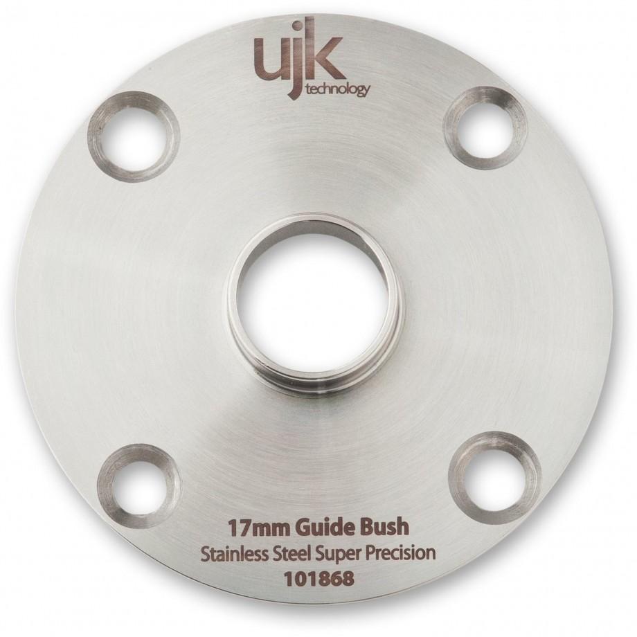 UJK Technology Stainless Steel Guide Bush 17mm