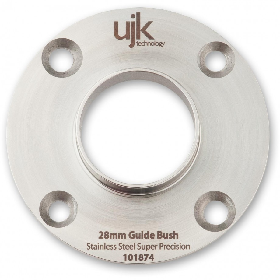UJK Technology Stainless Steel Guide Bush 28mm