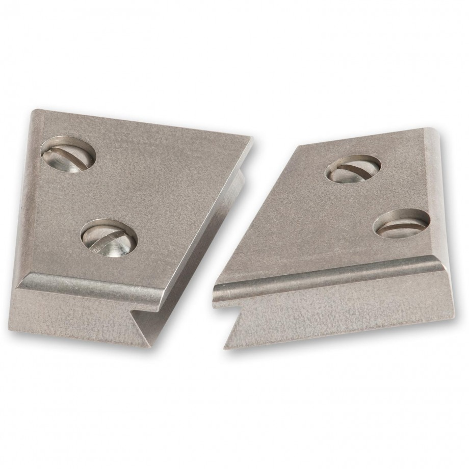 Lie-Nielsen 18° Skewed Jaw Pair, Left