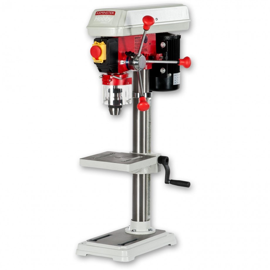 Axminster Hobby Series AHDP16B Bench Pillar Drill