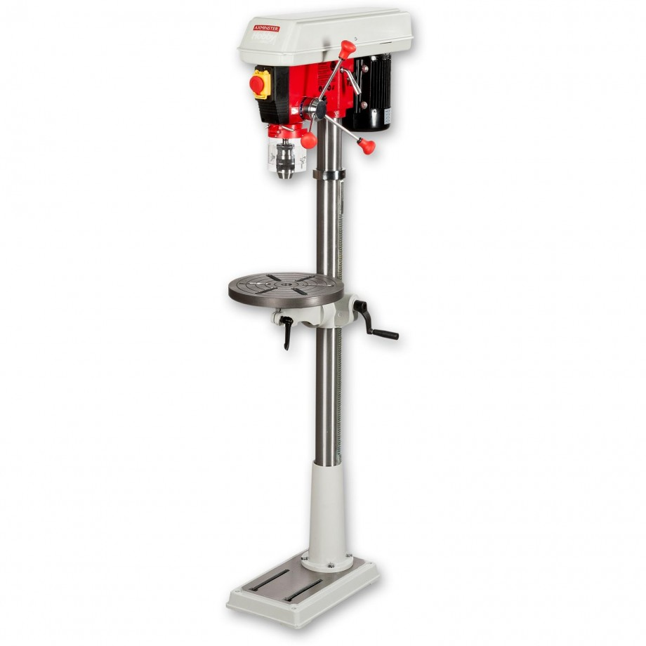Axminster Hobby Series AHDP16F Floor Pillar Drill