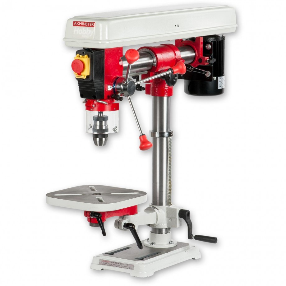 Axminster Hobby Series AHRD16B Bench Radial Drill