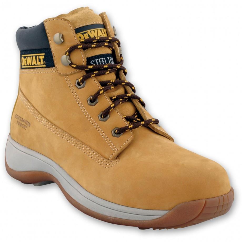 DeWALT Apprentice Safety Boot Wheat Size 8