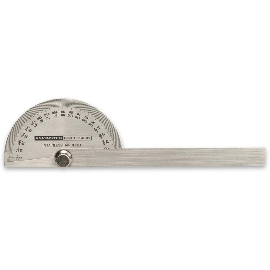 Axminster Precision D Head Protractor