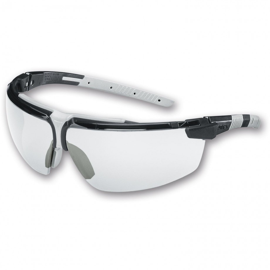 uvex i-3 Safety Spectacles Clear